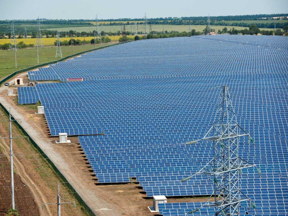 Odessa oblast solar powerplant, Activ Solar