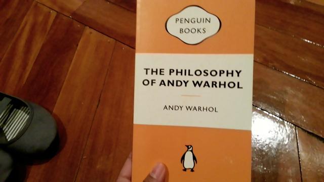 philosophyofwarhol