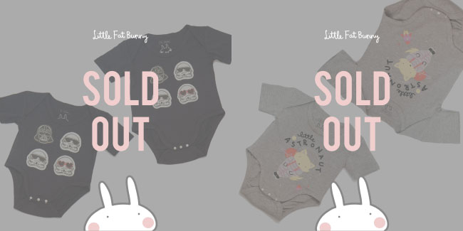 ONESIES SOLD OUT