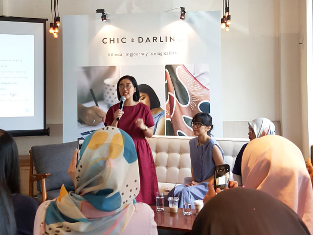 #LLClass: Real Talk on Running a Mindful Business by Chic & Darling