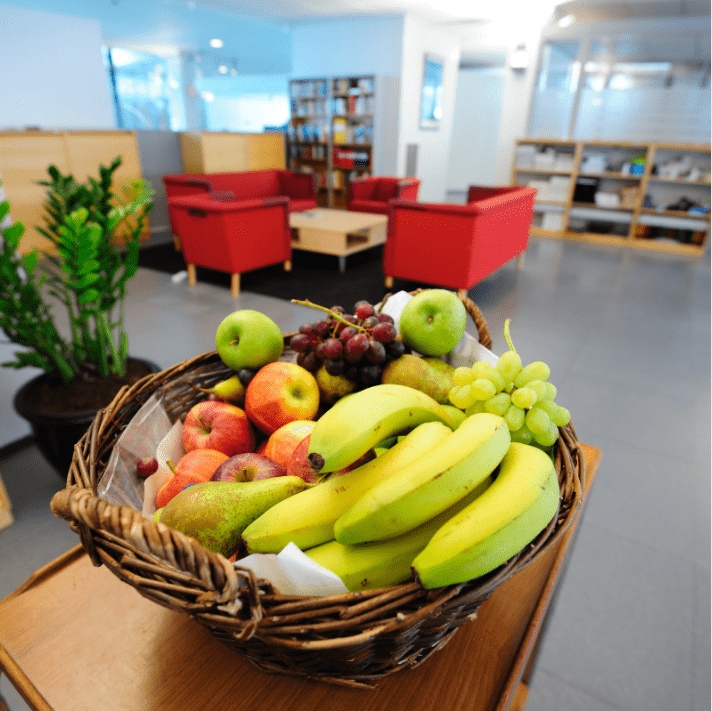 national fruit at work day