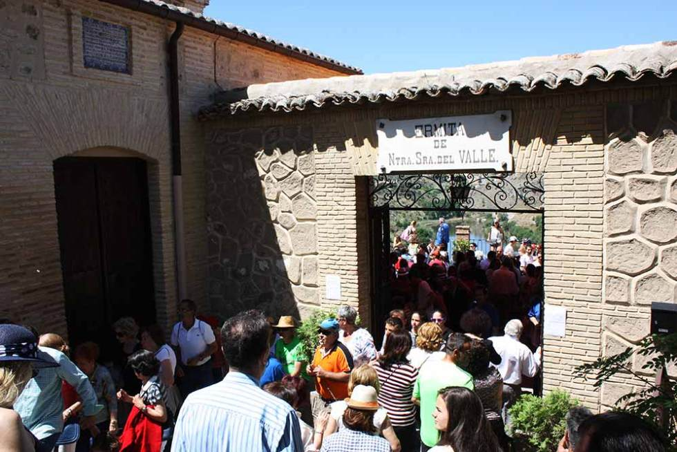 Romería Virgen del Valle de Toledo