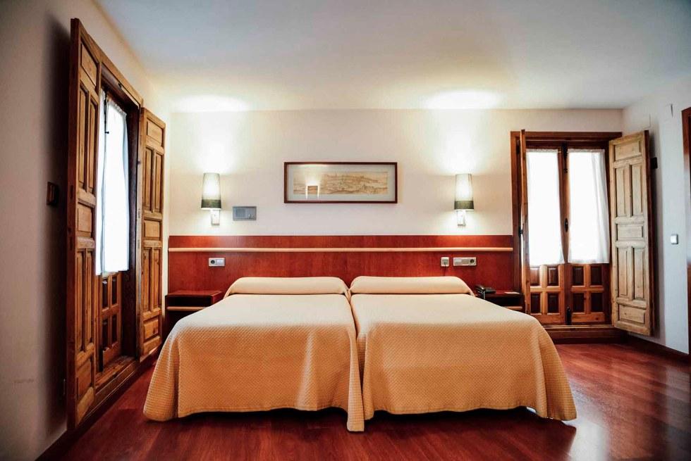 Hotel Céntrico en Toledo