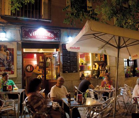 Terraza Virtudes en Toledo