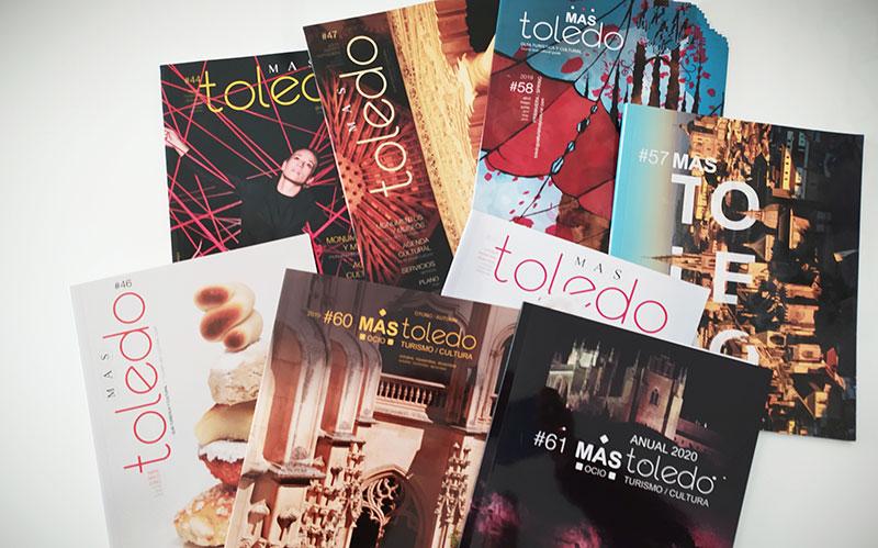 Revistas MÁS TOLEDO