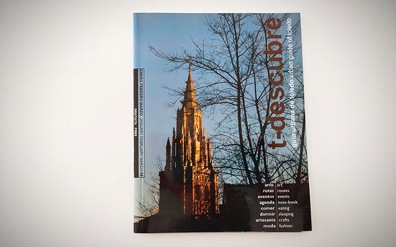 t-descubre Toledo número 1 2005