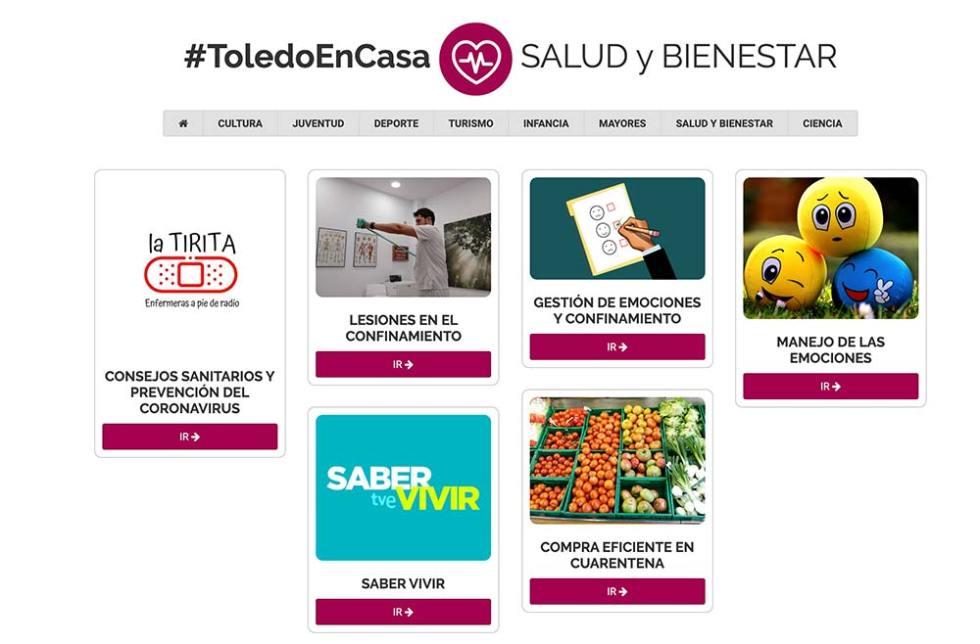 Toledo en Casa Cultura
