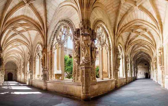 Claustro del Monasterio deSan Juan de los Reyes