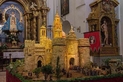 Belén de la Estrella - Ermita de la Virgen de la Estrella