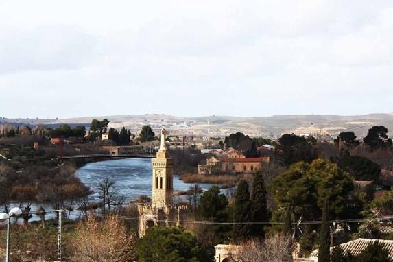 Ermita del Cristo de la Vega en Toledo