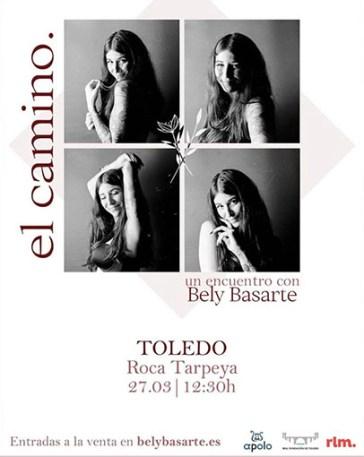 Bely Basarte en Toledo