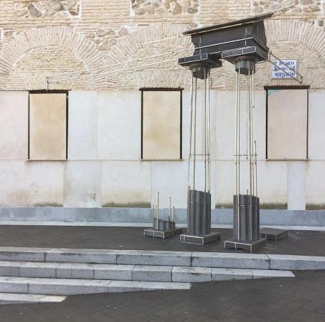 Exposición de Juan Garaizabal en Toledo