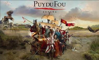 Comprar entradas al Puy du Fou España