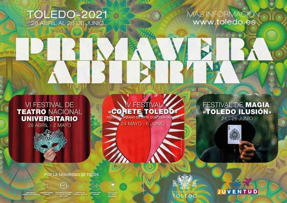 Primavera Abierta Toledo 2021