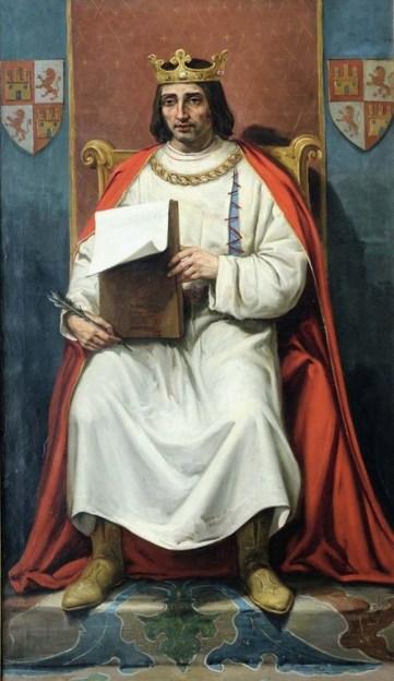 VIII Centenario del Nacimiento de Alfonso X el Sabio Toledo