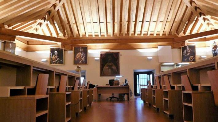 Archivo y la Biblioteca Capitulares de la Catedral de Toledo