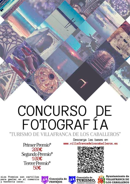 Concurso de Fotografía Turismo Villafranca de los Caballeros
