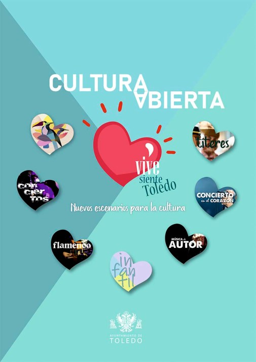 Programa Cultura Abierta 2021 Toledo