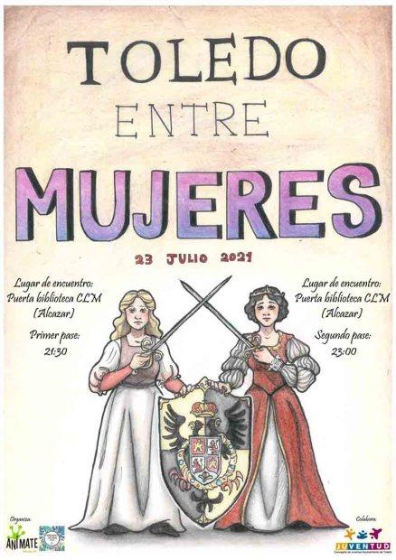 "Ruta ""TOLEDO ENTRE MUJERES"""