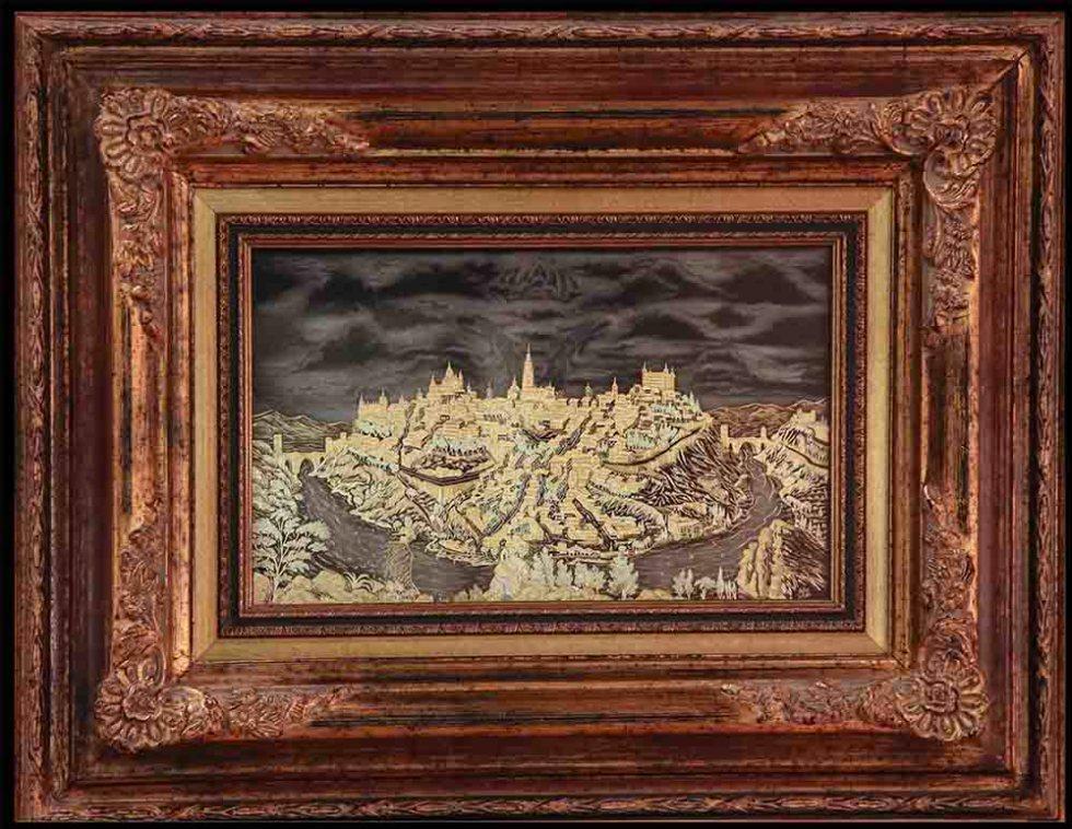 Damasquinado Toledo