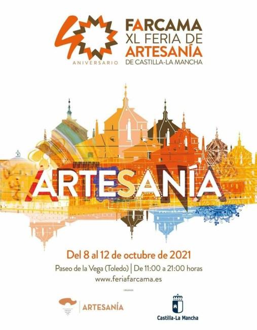 Feria de Artesanía de Castilla-La Mancha en Toledo