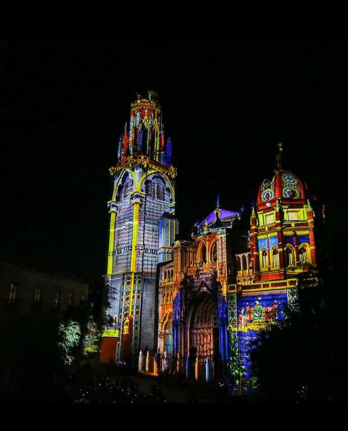 Luz y Sonido de Toledo 2021