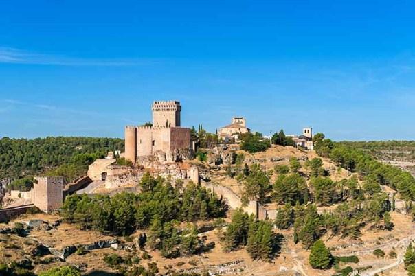 Alarcón - provincia de Cuenca
