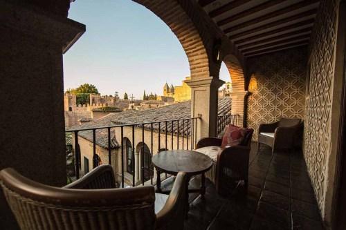Alojamiento Hacienda del Cardenal en Toledo