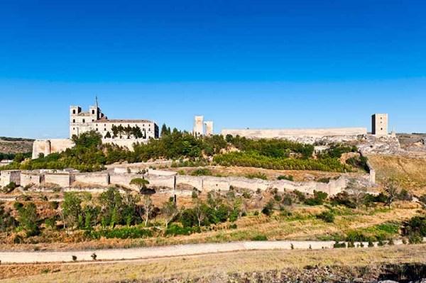 Uclés - provincia de Cuenca