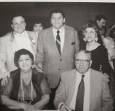 Howard Syroka, Judy Michaels Nadrsik, Bobby Jacob, Mae Jacob, Elizabeth Jacob Michaels, Alex Jacob