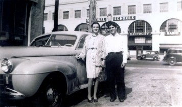 Betty and George