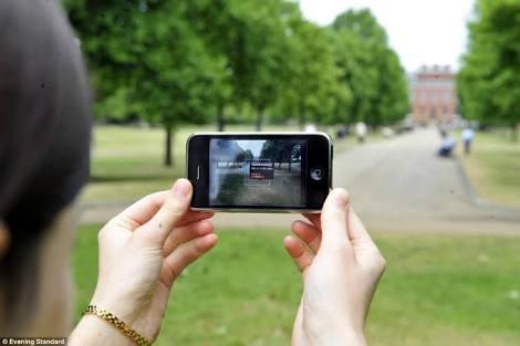 Filmagem de celular auxilia em inquérito policial.