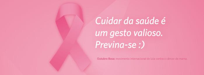 Outubro Rosa: O que fazer em caso de suspeita ou confirmação de câncer de mama.
