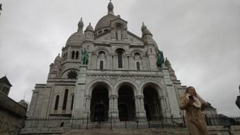 Sacre Couer (Paris – França)