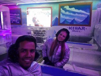 Dreams Ice Bar – Foz do Iguaçu