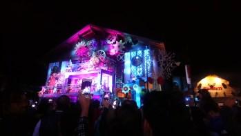 Acendimento das luzes de Natal (Gramado – RS)