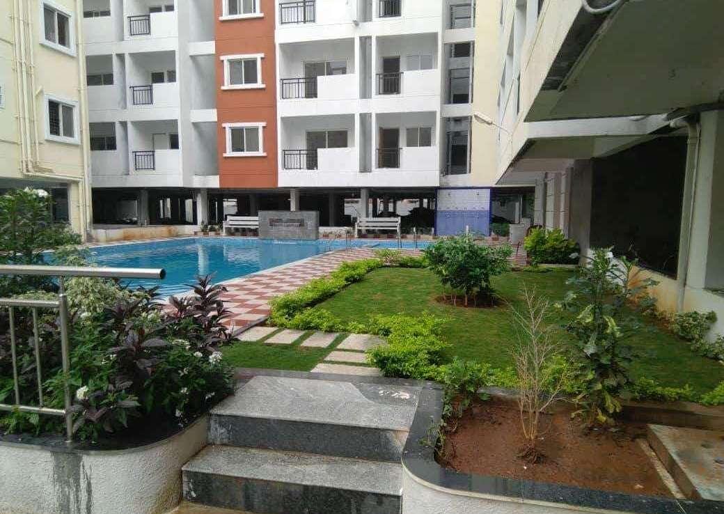3 bhk flat for rent in bellandur