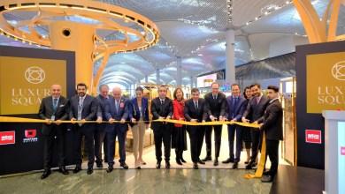 Photo of İstanbul Havalimanı'na 'lüks' mağaza