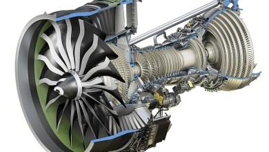 Photo of En güçlü uçak motoru: GE9X