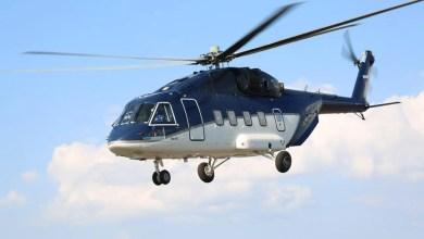 Photo of İlk Mi-38 teslim edildi