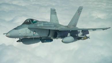 Photo of Avustralya F/A-18'lerinin ilginç müşterisi