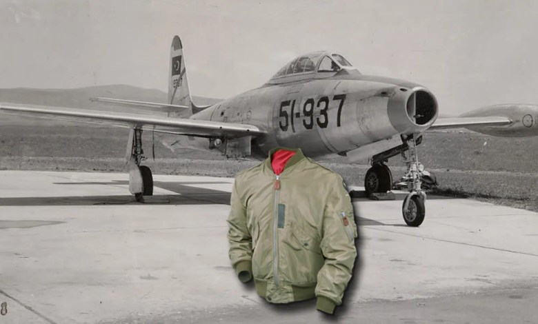 f84g uçuş montu