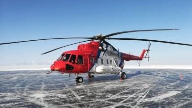 Photo of Mi-171A2, Baykal Gölü'nde hız rekoru kırdı