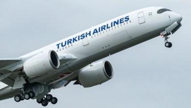 Photo of THY'nin ilk A350 uçuş noktası Antalya