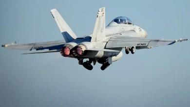 Photo of Sonuncu Blok II Super Hornet ABD Donanmasına teslim edildi