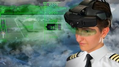 Photo of Pilotlar uçuş verilerini gözlükten takip edecek