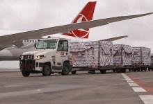 Photo of THY Nisan'da 153 bin ton kargo taşıdı