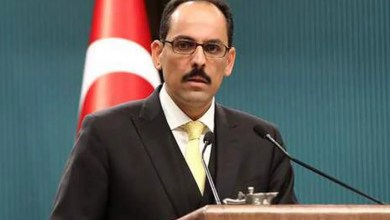 """Photo of İbrahim Kalın: """"Turistlere test uygulanacak"""""""