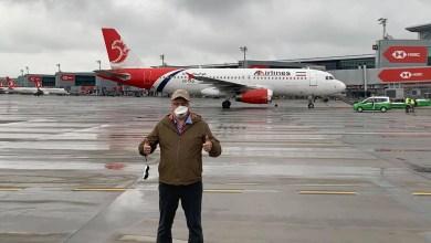 Photo of İstanbul Havalimanı apronundan salgın manzaraları