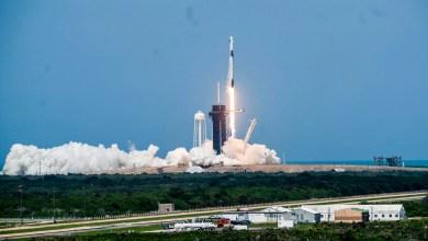 Photo of SpaceX NASA astronotlarını uzaya götürdü